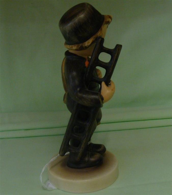 Hummel Figurine: Chimney Sweep # 12/1; TM 2. - 5