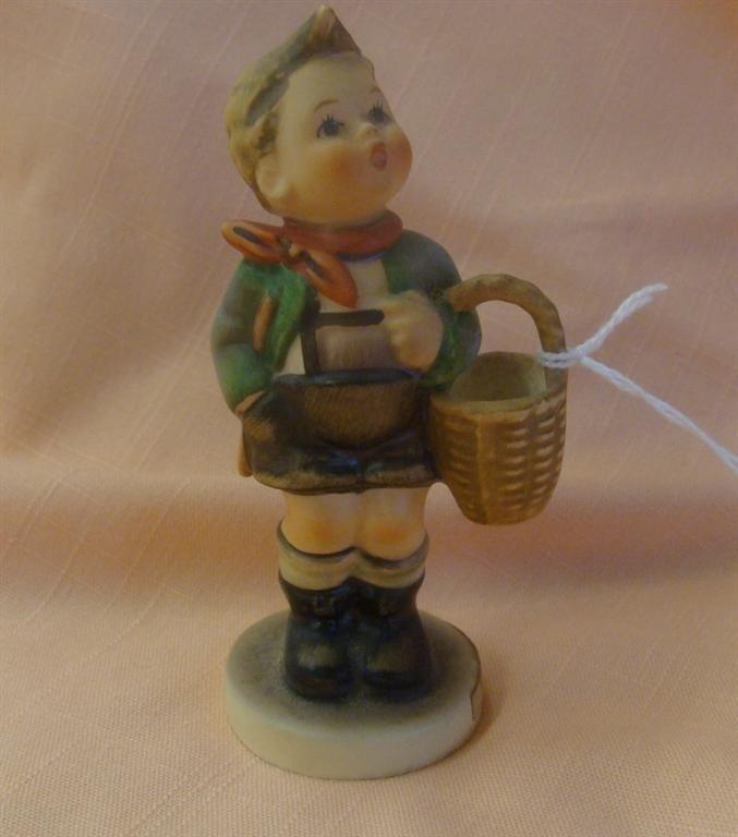 Hummel Figurine: Village Boy' #51 3/0; TM 3.