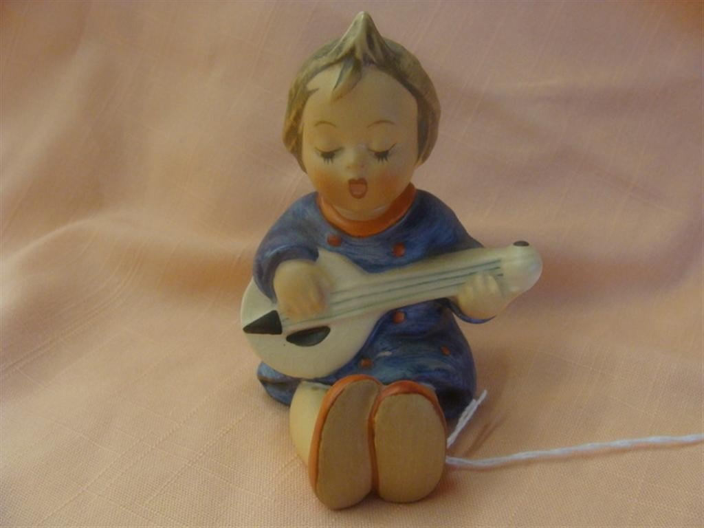 Hummel Figurine: Joyful #53; TM 3. Book Value