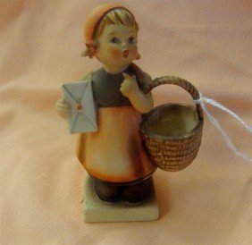 Hummel Figurine: Meditation; #13/2/0. TM 4. B