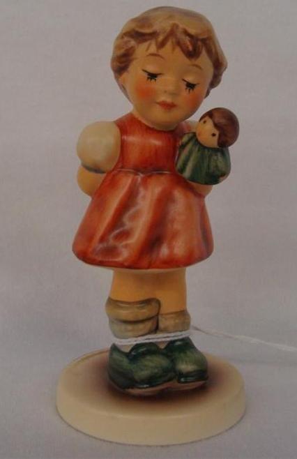 Hummel Figurine: Puppet Princess; Collectors Club Editi
