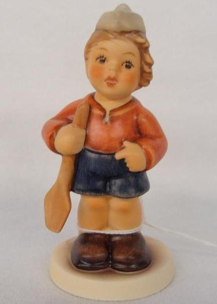 Hummel Figurine: First Mate; Collectors Club Edition; #
