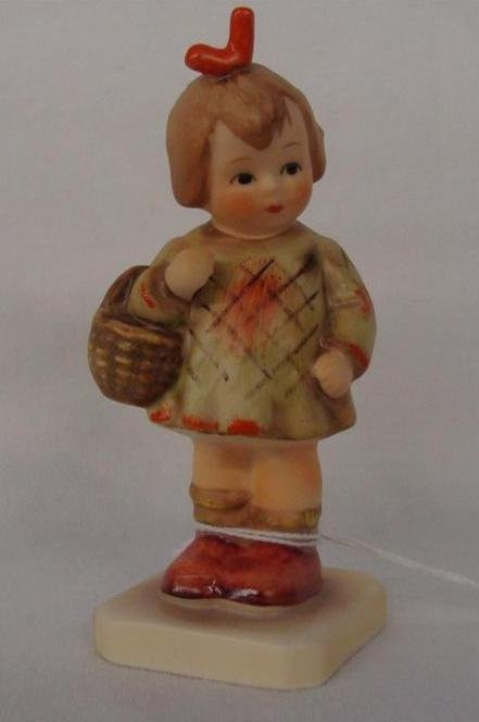Hummel Figurine: I Brought You a Gift; Collectors Club