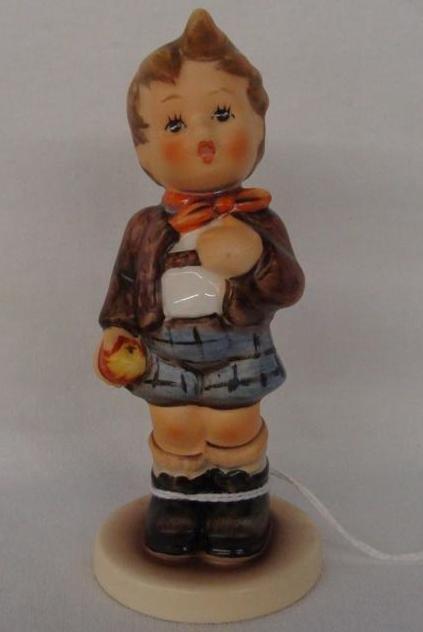 Hummel Figurine: Cheeky Fellow Collectors Club Edition;