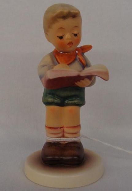 Hummel Figurine: Honor Student Collectors Club Edition;