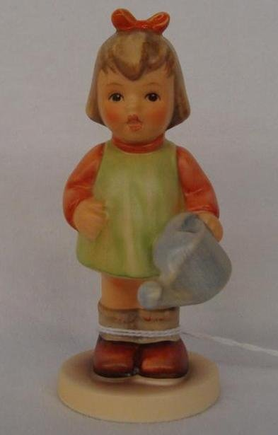 Hummel Figurine: Natures Gift; Collectors Club Edition;