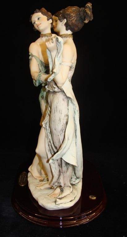 Giuseppe Armani Figurine: The Three Graces #1256E. Ltd - 3