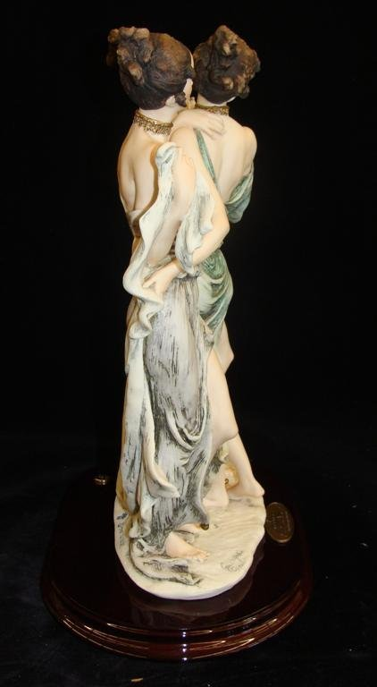 Giuseppe Armani Figurine: The Three Graces #1256E. Ltd - 8