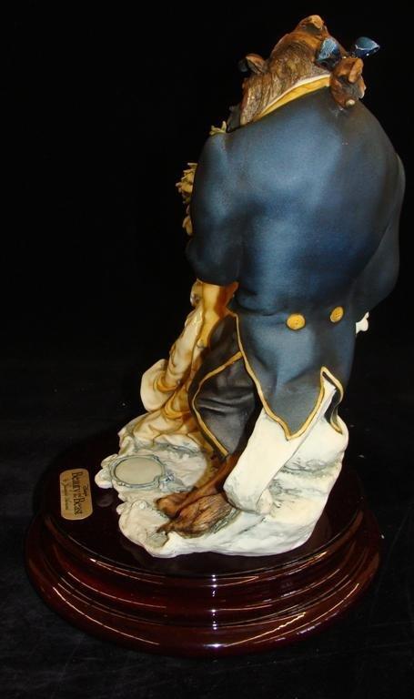 Giuseppe Armani Figurine: Beauty & The Beast #543C. Ltd - 2