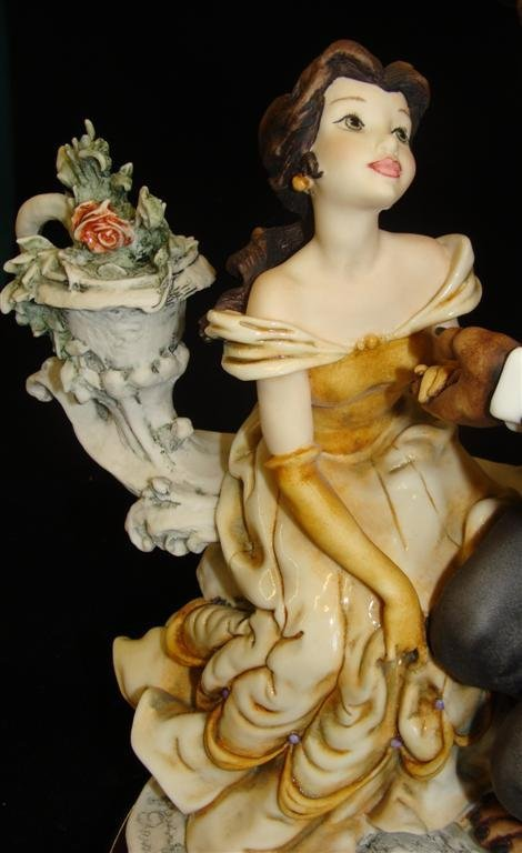 Giuseppe Armani Figurine: Beauty & The Beast #543C. Ltd - 7