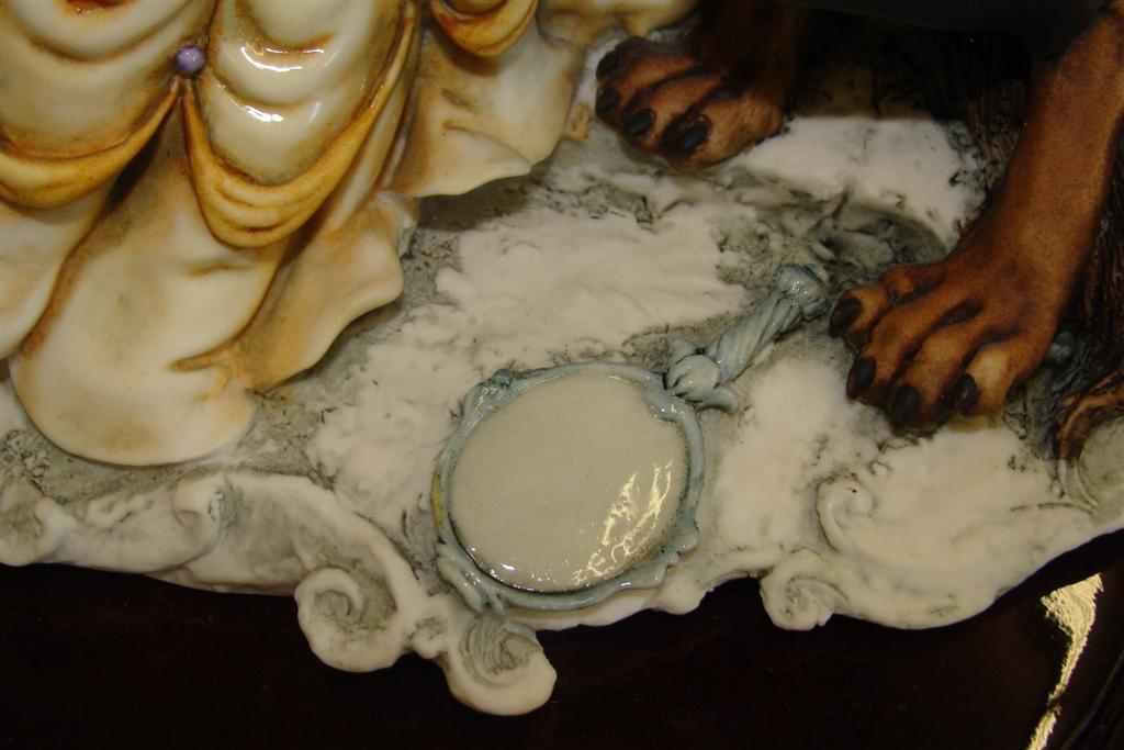 Giuseppe Armani Figurine: Beauty & The Beast #543C. Ltd - 9