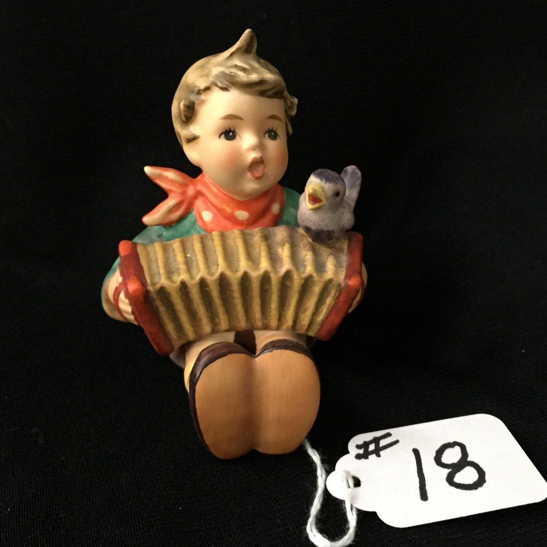 Hummel Figurine: Lets Sing #110/0 TM 5. Book Value