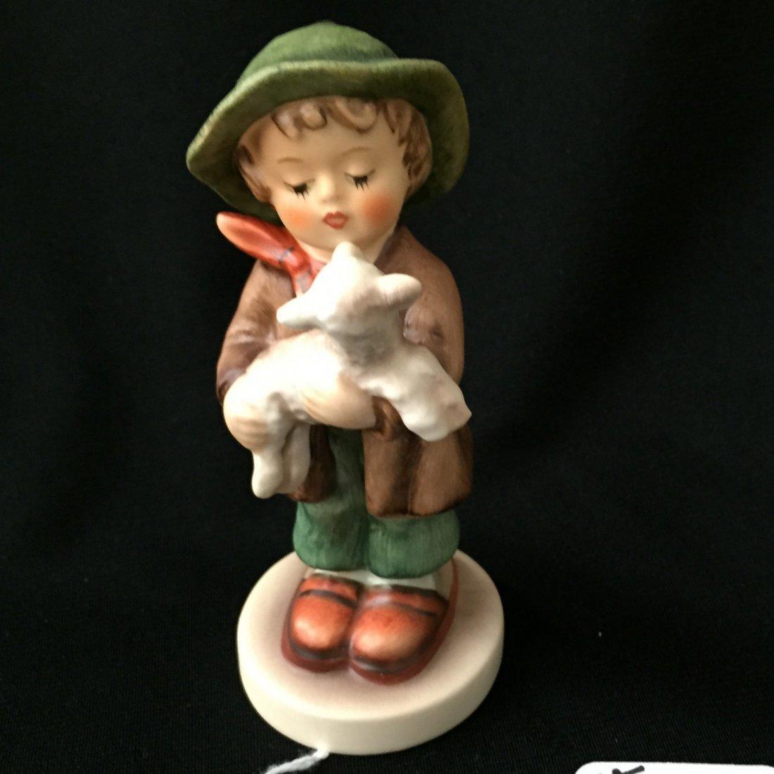 Hummel Figurine: Lost Sheep; #68/2/0 TM 6. Book Value