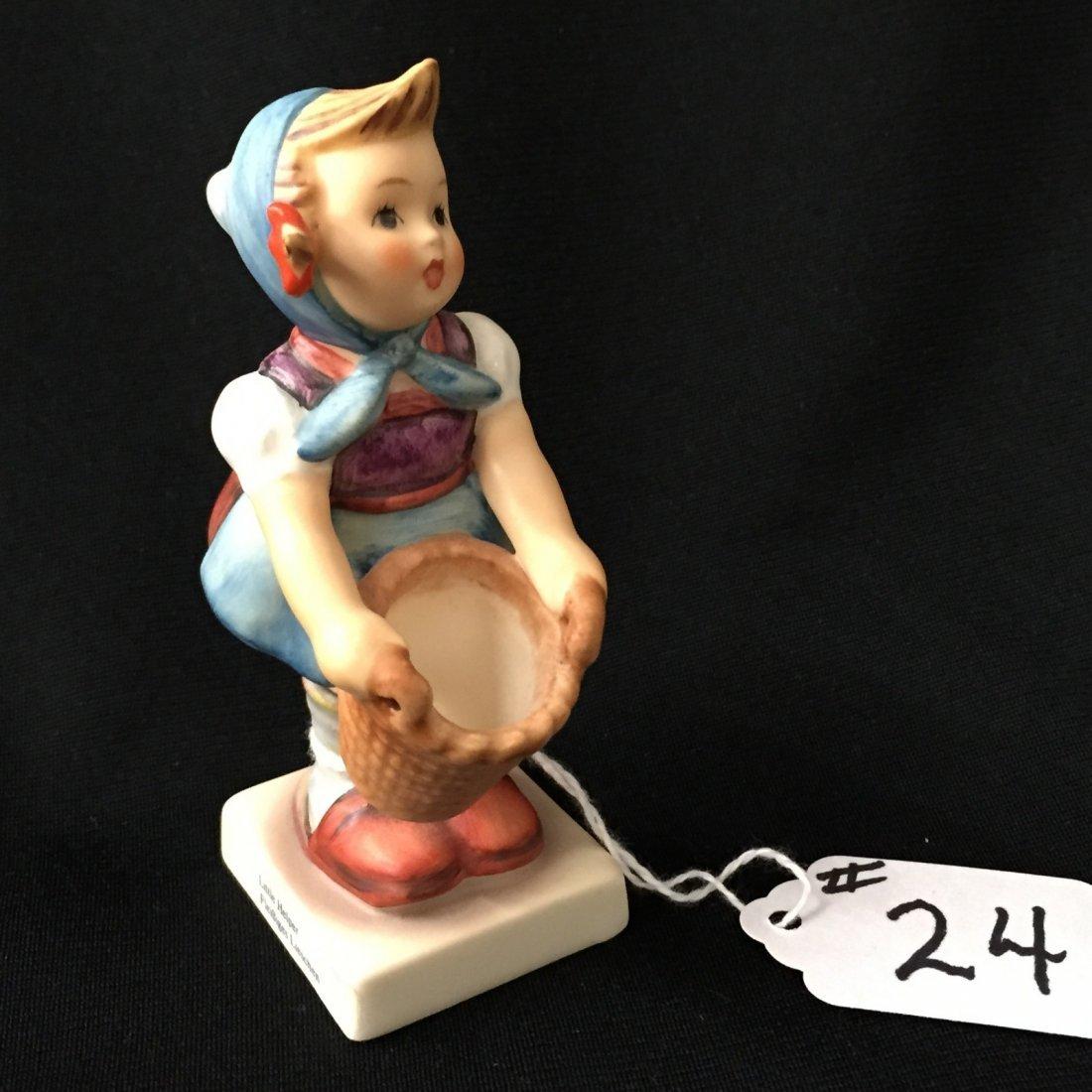 Hummel Figurine: Little Helper #73 TM 7. Book Value