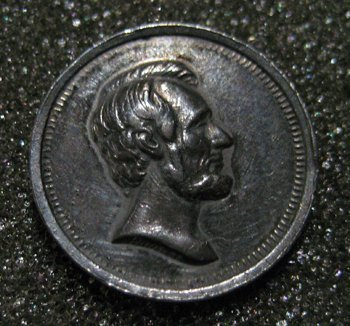 Early Abraham Lincoln Memorial Coin.