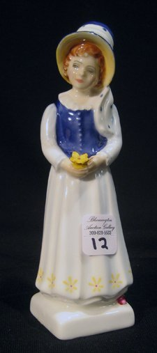 """3012: Royal Doulton figurine, """"Lucy"""" H.N. #2863"""