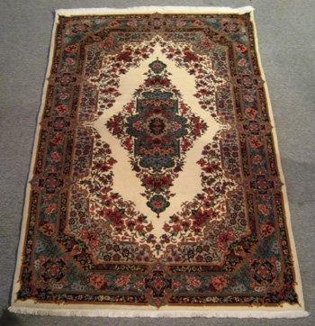Fine Persian Qum