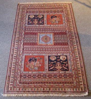 Persian Sirjan Flat Weave Kilim