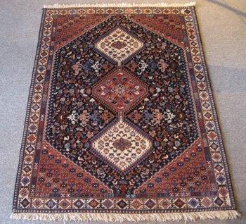 All Wool Persian Yalameh