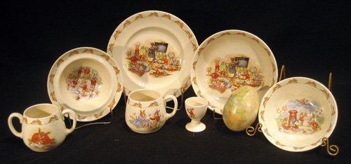 Royal Doulton Bunnykins items