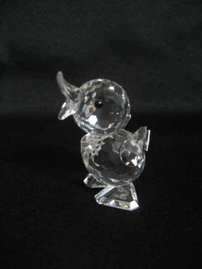 """Swarovski Crystal figurine #7660 040 000, """"Drake"""""""