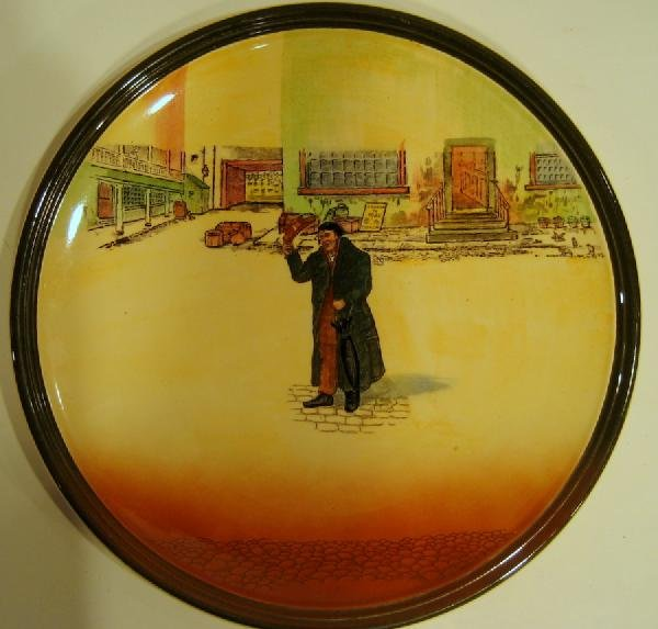 Royal Doulton Dickens Ware Charger