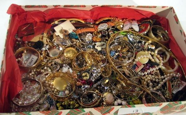 Costume Jewelry Including Designer Pieces