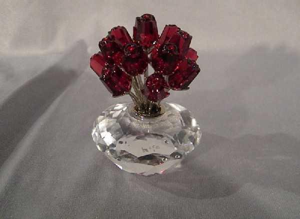 Swarovski Crystal Vase of Roses Jubilee Edition  283394 0265a0c7c6