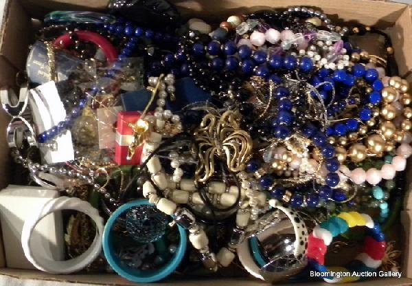 Collection of Costume Jewelry Including Designer Pieces