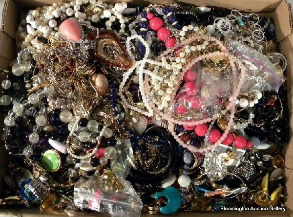 Collection of Costume Jewelry, Many Designer Pieces