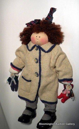 "Little Souls Doll: ""Ainsley"""
