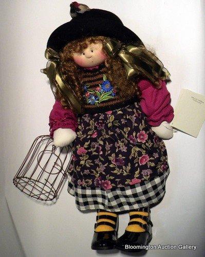 "Little Souls Doll: ""Georgia"""