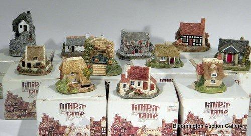 11 Lilliput Lane Houses -  5 Ways Cottaage, Soweri Guil