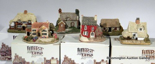 6 Lilliput Lane Houses -  Pargetters Retreat, Stoneybec