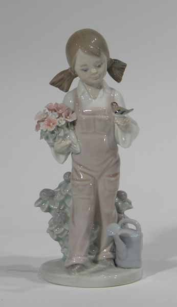 "Lladro Figurine #5217 ""Spring"""
