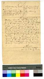 1846 Document Signed Abraham Lincoln, Authentic