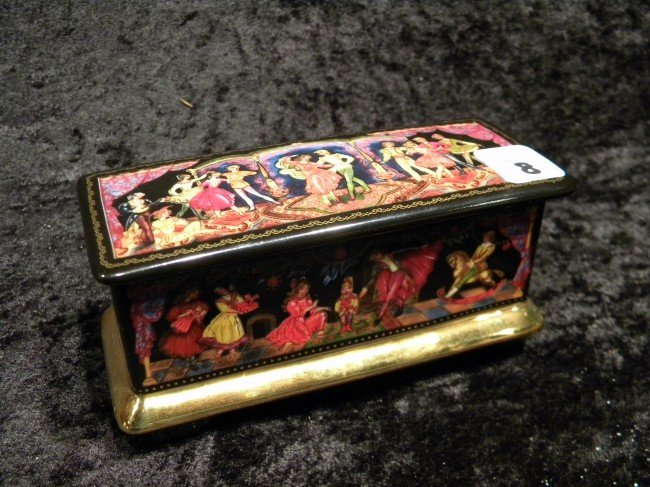 Ardleigh Elliott & Sons Nutcracker Music Box