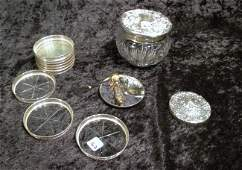 13 Sterling Silver Miscellaneous Items