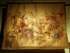 French Needlepoint Tapestry