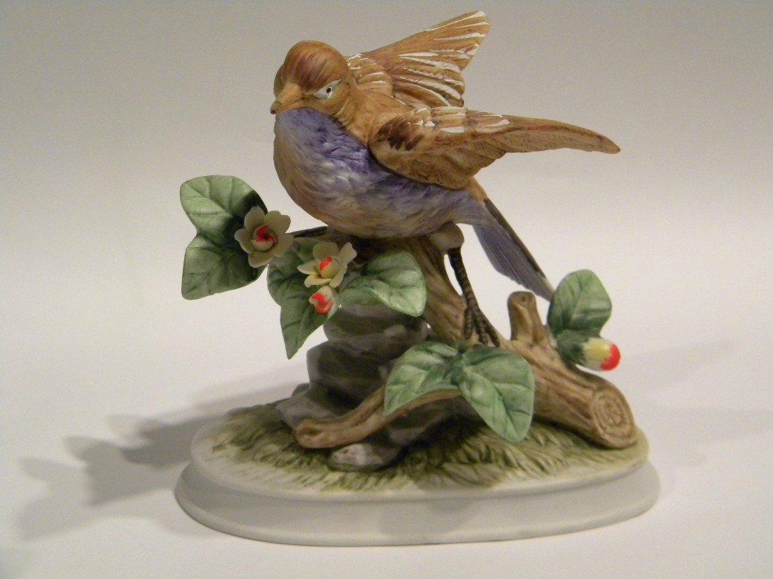 4 Royal Crown Porcelain Bird Figurines - 3