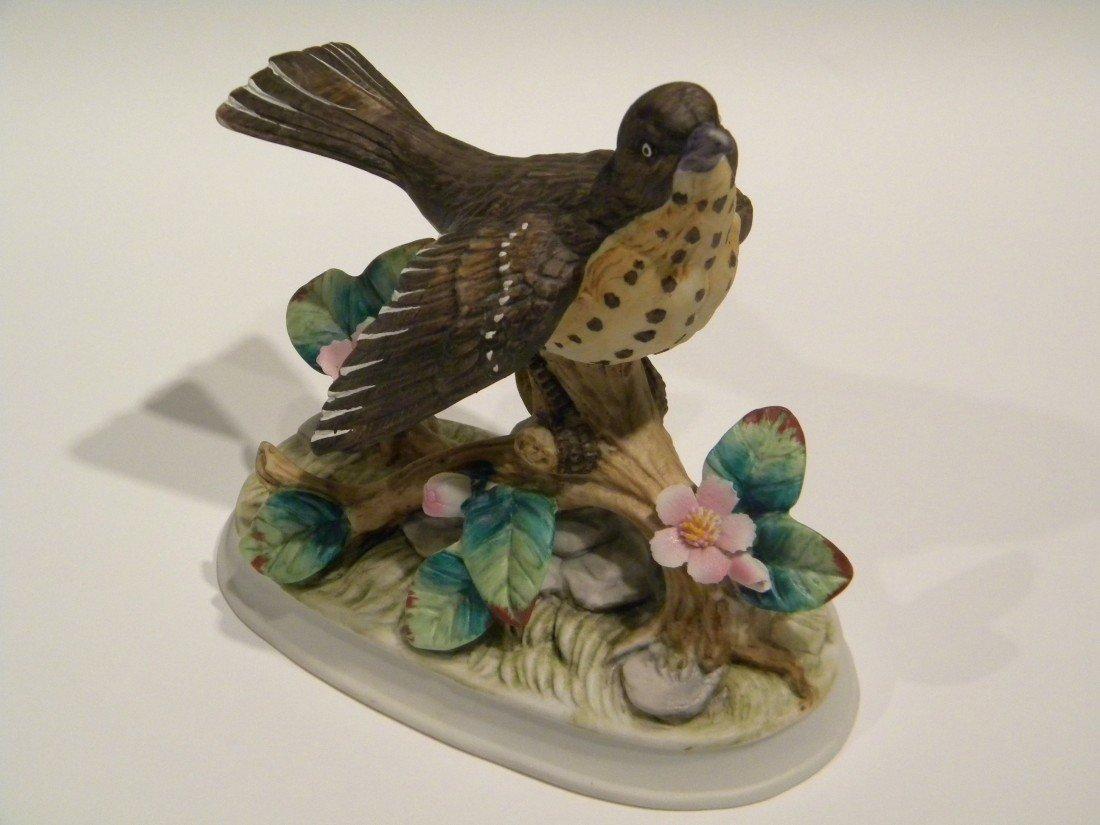 4 Royal Crown Porcelain Bird Figurines - 5