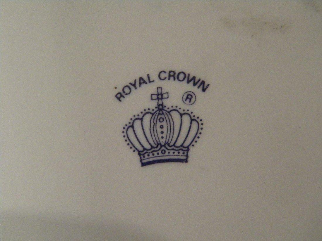 4 Royal Crown Porcelain Bird Figurines - 6