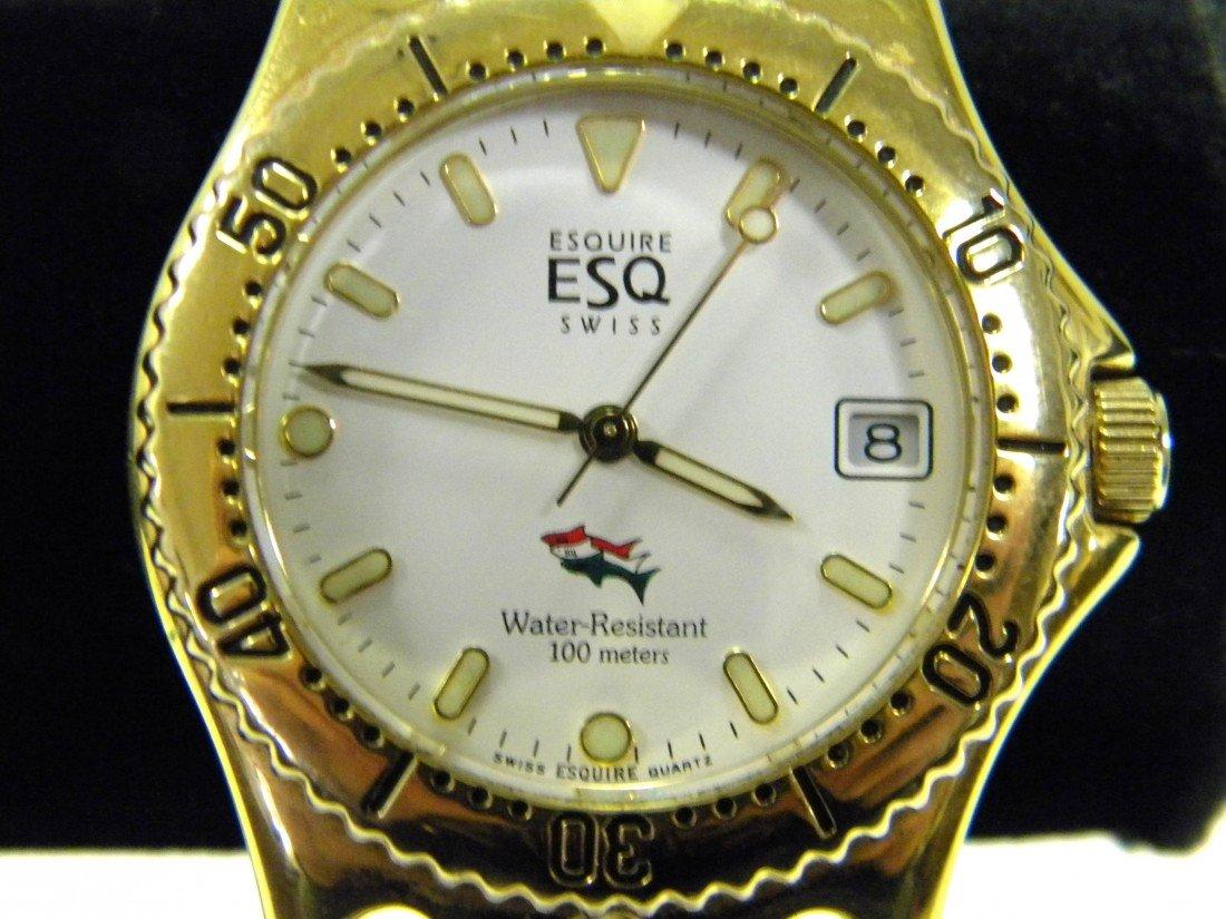 Esquire ESQ Swiss Men's Watch #300466 - 2