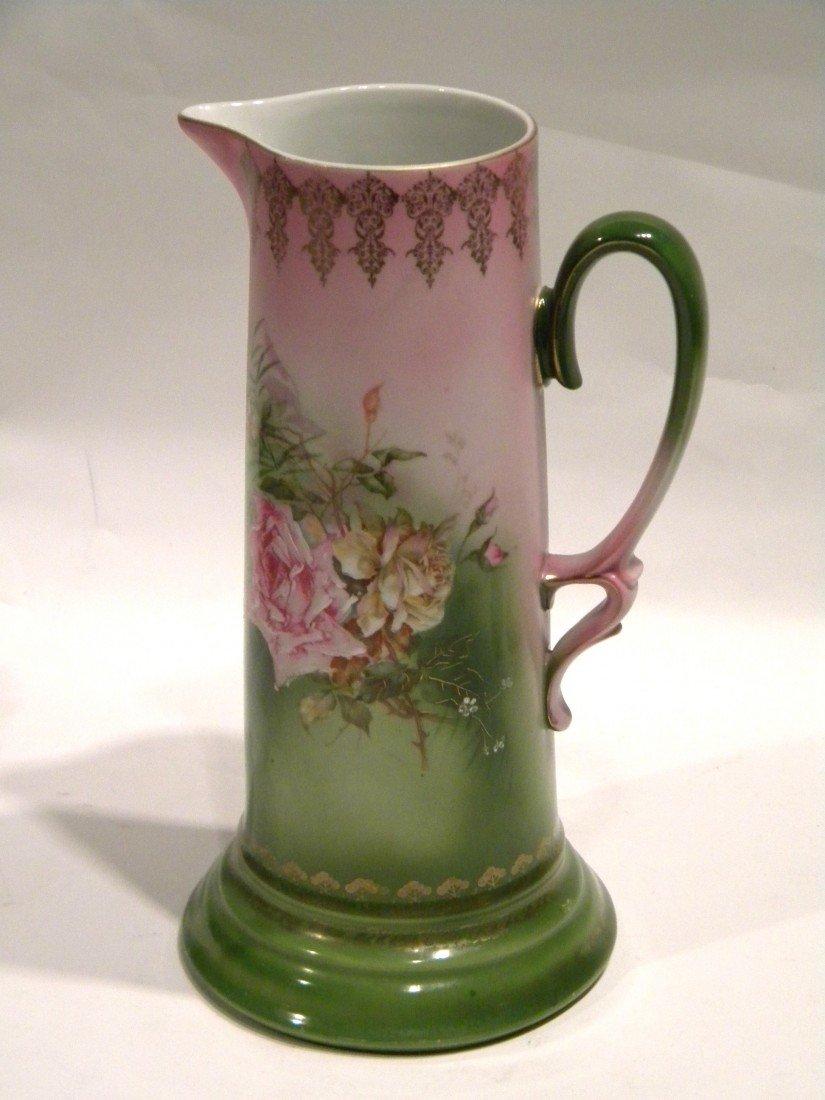 New Habsburg Austria Porcelain Pitcher