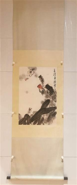 WANG ZI WU              王子武