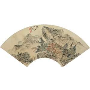 ZHANG SHI YUAN 张石园 秋林