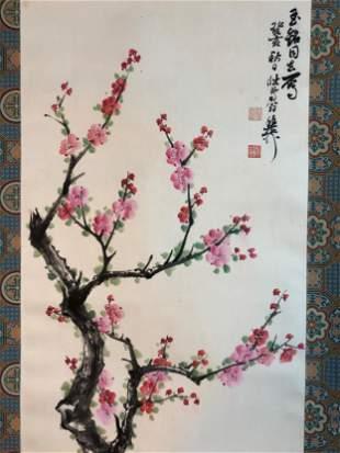 XIE ZHI LIU 谢稚柳