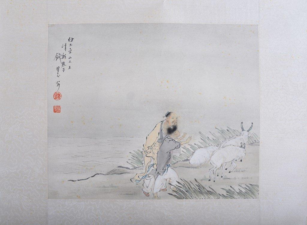QIAN HUI AN(錢慧安 1833-1911)