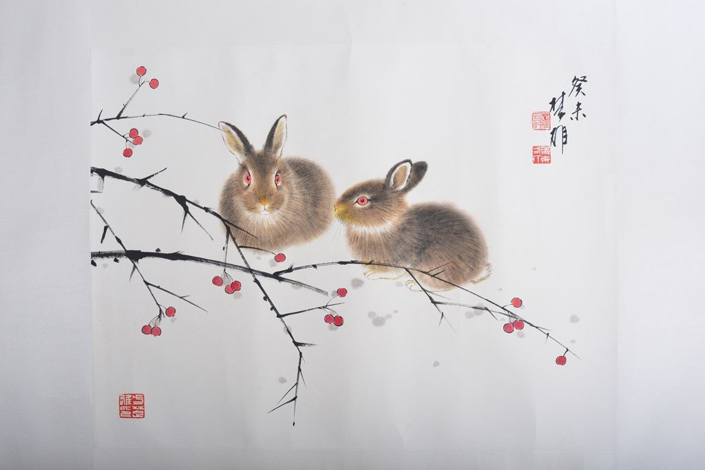 FANG CHU XIONG (方楚雄  B1950)