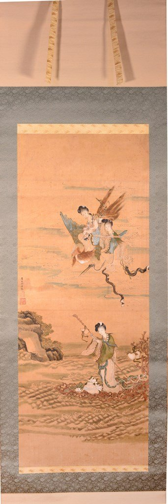 QIU YING ( 仇英1494-1552)